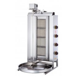 Lower Motor Shawarma Gas NG Cooker 5 Radian