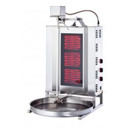 Bottom Motor Shawarma Electric CE 3 Radian