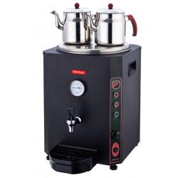 Silver Elit Çay Makinesi Kırmızı 13 LT