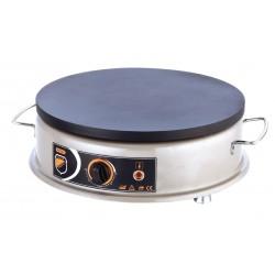 Crep Mahcine 1 Plate Inox 40 Cm