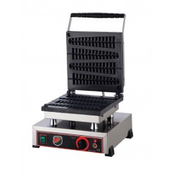 Tekli Çiçek Waffle Makinesi