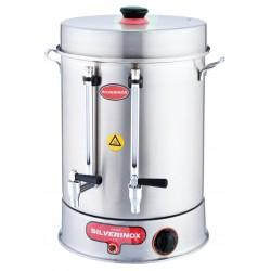 Metal Çevirmeli Musluk Çay Makineleri 80 Bardak 9 LT