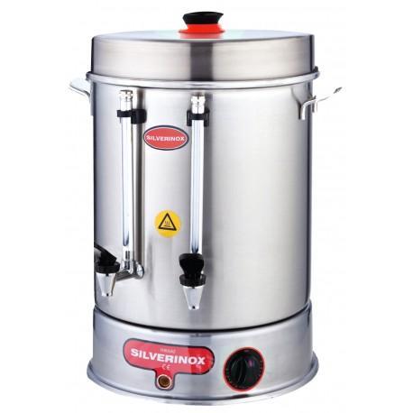 Standard Tea Maker - Metal Taps 400 Glass 36 LT