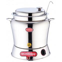 Stainless Steel Soup Kettle 9 LT