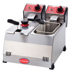 Deep Fryer Electric 3+3 LT